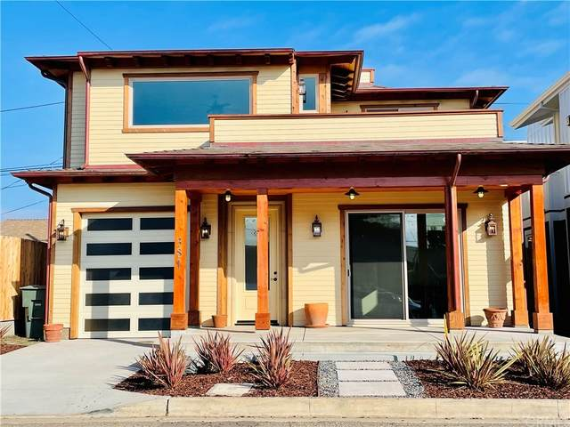 381 Esparto, Pismo Beach, CA 93449 (#PI21206383) :: Robyn Icenhower & Associates
