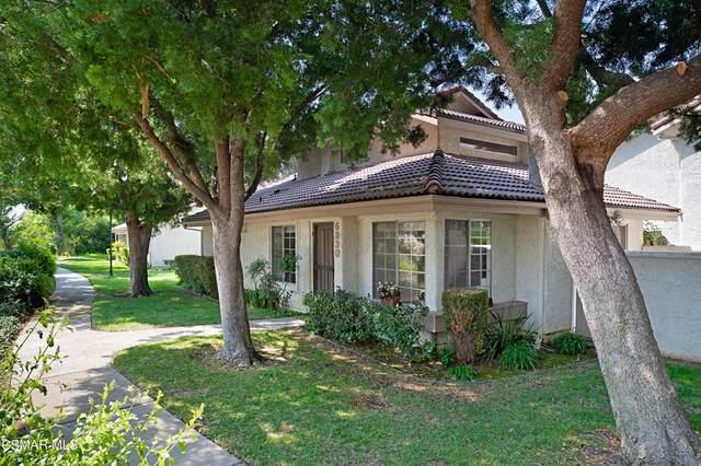 6830 Poppyview Drive, Oak Park, CA 91377 (#221005143) :: Corcoran Global Living