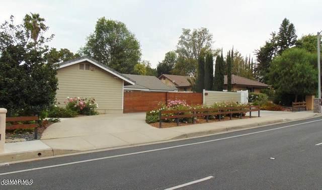 1999 Erbes Road, Thousand Oaks, CA 91362 (#221005144) :: RE/MAX Freedom