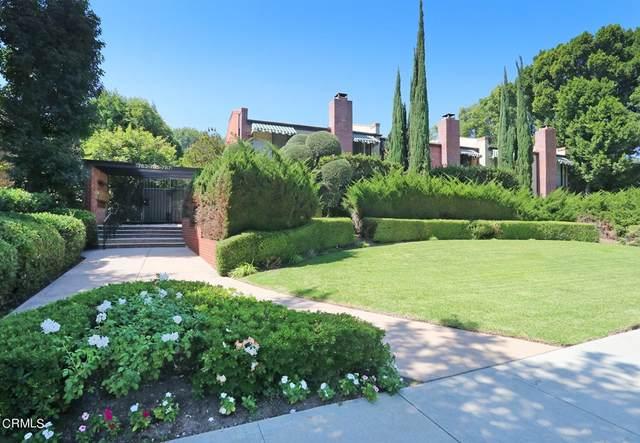 787 S Orange Grove Boulevard #7, Pasadena, CA 91105 (#P1-6731) :: Swack Real Estate Group | Keller Williams Realty Central Coast