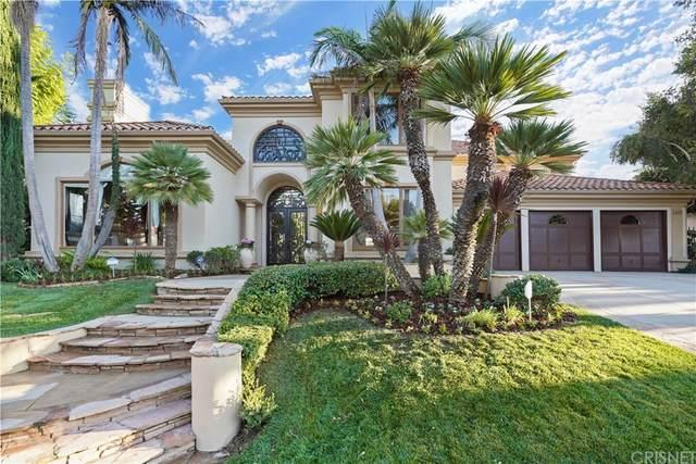 5419 Villawood Circle, Calabasas, CA 91302 (#SR21206629) :: Steele Canyon Realty