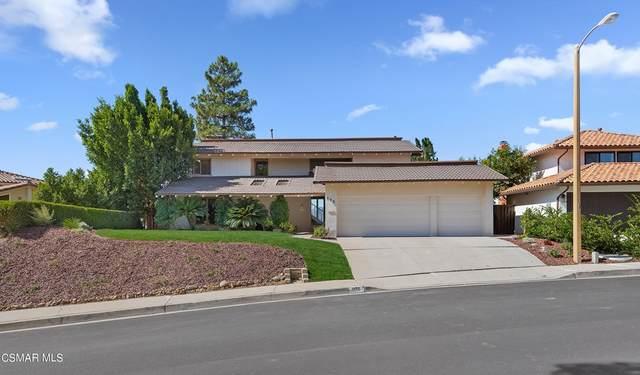 995 Brookview Avenue, Westlake Village, CA 91361 (#221005147) :: American Real Estate List & Sell