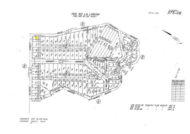 0 Illinois Street, Lake Elsinore, CA 92530 (#SW21206647) :: eXp Realty of California Inc.