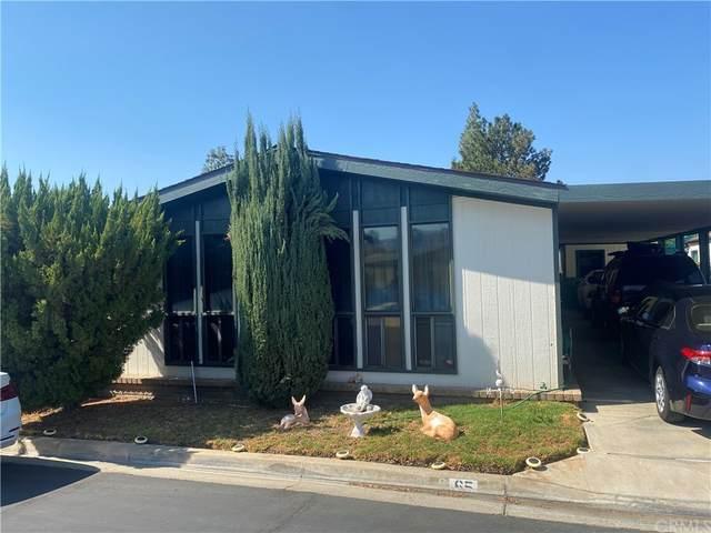 13381 Magnolia Avenue #65, Corona, CA 92879 (#EV21206649) :: The Miller Group