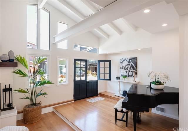 400 7th Street, Manhattan Beach, CA 90266 (#SB21205031) :: Corcoran Global Living