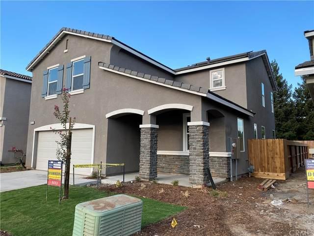 2377 S Justin Avenue, Fresno, CA 93725 (#SW21206656) :: Corcoran Global Living