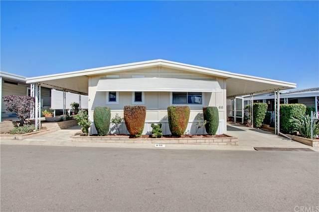 3800 Bradford Street #66, La Verne, CA 91750 (#CV21198420) :: eXp Realty of California Inc.