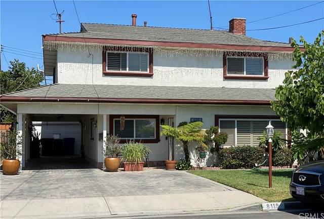 8119 Bergman Lane, Downey, CA 90242 (#PW21206659) :: eXp Realty of California Inc.
