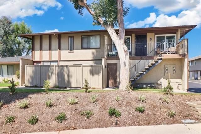 22908 Via Nuez #44, Mission Viejo, CA 92691 (#OC21206241) :: Berkshire Hathaway HomeServices California Properties