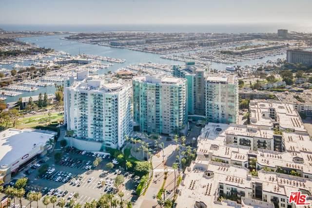 13700 Marina Pointe Drive #1018, Marina Del Rey, CA 90292 (#21785512) :: eXp Realty of California Inc.