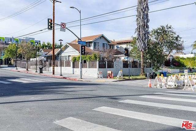 301 N Vendome Street, Los Angeles (City), CA 90026 (#21785516) :: Steele Canyon Realty