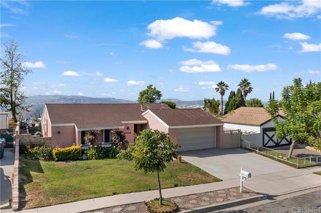 20016 Drasin Drive, Canyon Country, CA 91351 (#SR21206673) :: Steele Canyon Realty