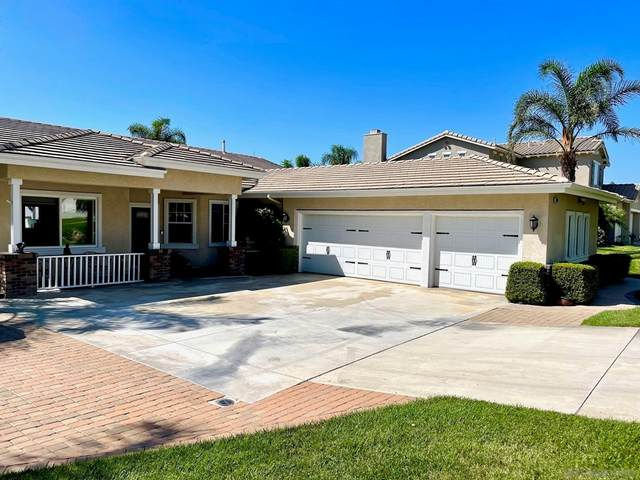 12693 Ridgecrest Drive, Rancho Cucamonga, CA 91739 (#210026631) :: Steele Canyon Realty