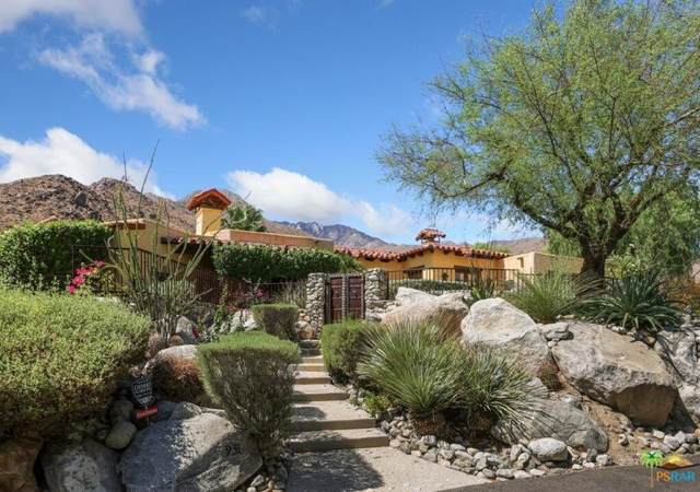 931 W Panorama Road, Palm Springs, CA 92262 (#21785392) :: American Real Estate List & Sell