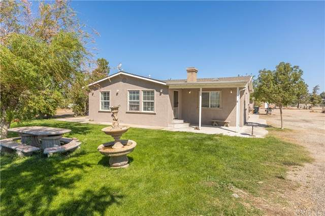 7985 W Avenue A, Rosamond, CA 93560 (#SR21206684) :: Corcoran Global Living