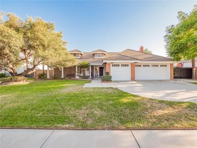 13519 Smokestone Street, Rancho Cucamonga, CA 91739 (#IV21206687) :: Mainstreet Realtors®