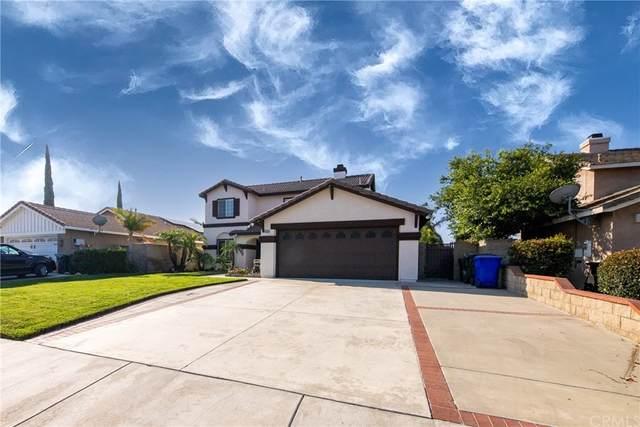15253 Yeager Avenue, Fontana, CA 92336 (#SW21206698) :: Mainstreet Realtors®