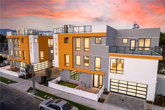 136 Saint Francis Street C, San Gabriel, CA 91766 (#WS21206703) :: Corcoran Global Living