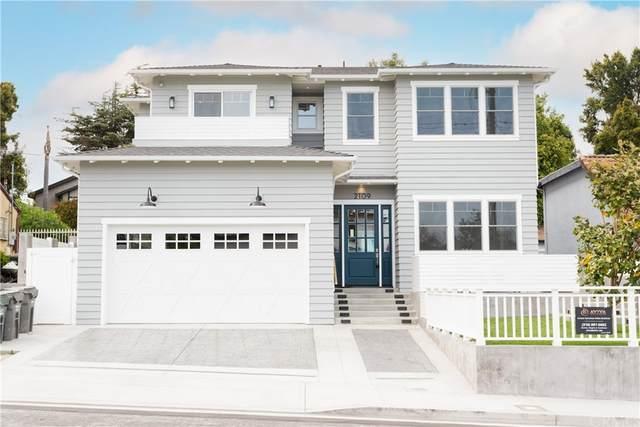 2109 Belmont Lane, Redondo Beach, CA 90278 (#SB21206424) :: Frank Kenny Real Estate Team