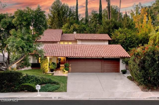 931 Evenstar Avenue, Westlake Village, CA 91361 (#221005150) :: American Real Estate List & Sell