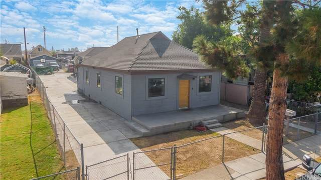 520 N Howard Avenue, Covina, CA 91723 (#PW21206628) :: Steele Canyon Realty