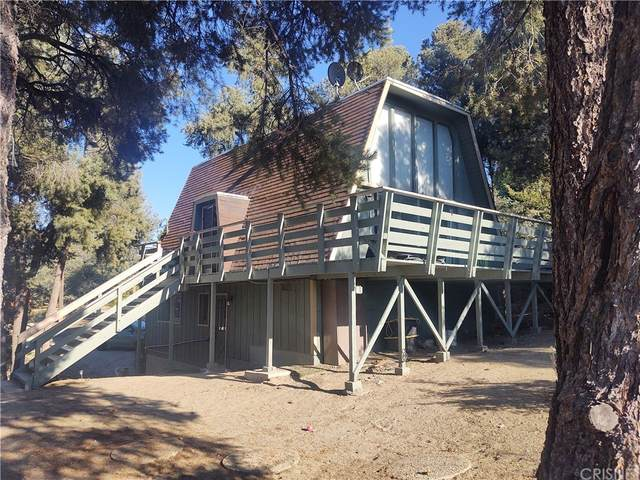 14713 Voltaire Drive, Pine Mountain Club, CA 93222 (#SR21206501) :: Jett Real Estate Group