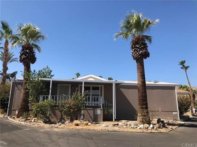 9 Cholla Lane #9, Palm Desert, CA 92260 (#PW21206580) :: Swack Real Estate Group   Keller Williams Realty Central Coast