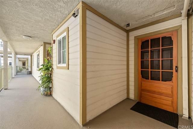 645 Chestnut Avenue #214, Long Beach, CA 90802 (#OC21206411) :: Jett Real Estate Group