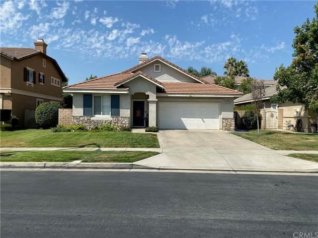 9570 Cedar Glen Place, Rancho Cucamonga, CA 91730 (#CV21206765) :: Mainstreet Realtors®