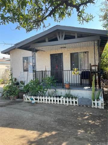 1226 S Kern Avenue, East Los Angeles, CA 90022 (#IV21206786) :: Corcoran Global Living