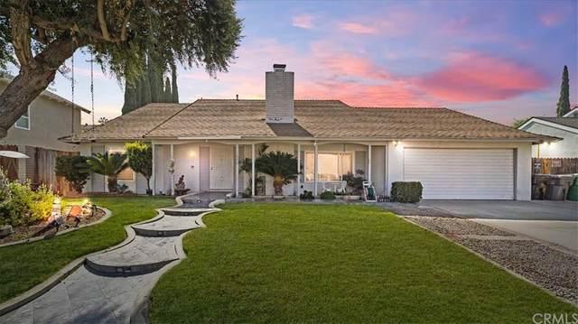 1033 Elmhurst Drive, Corona, CA 92878 (#CV21205490) :: Mainstreet Realtors®