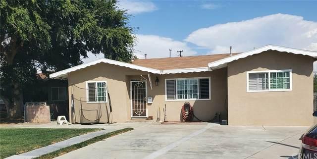 10199 Camulos Avenue, Montclair, CA 91763 (#CV21206736) :: Corcoran Global Living