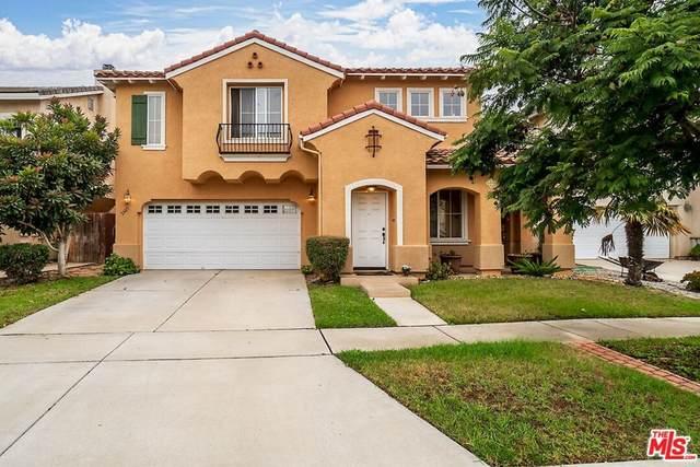2605 Rubel Way, Santa Maria, CA 93455 (#21785602) :: Corcoran Global Living