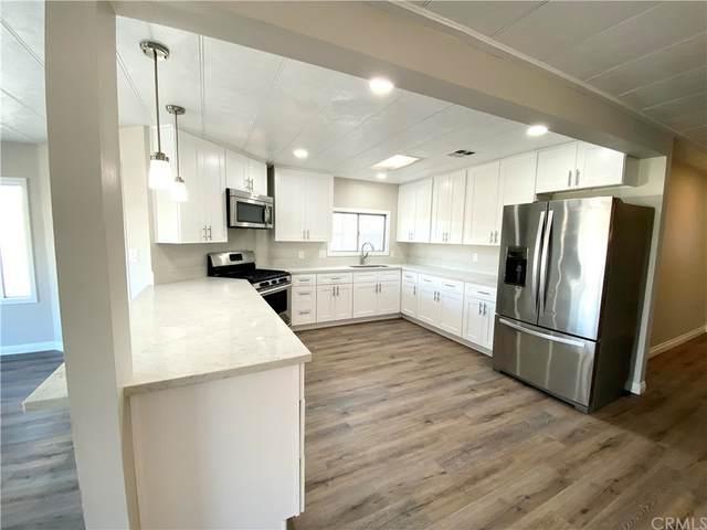 20701 Beach Blvd. #166, Huntington Beach, CA 92648 (#OC21206835) :: Doherty Real Estate Group