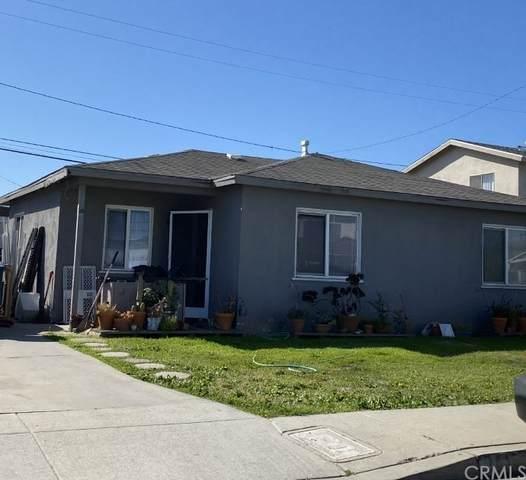 2416 247th Street, Lomita, CA 90717 (#SB21040494) :: Corcoran Global Living