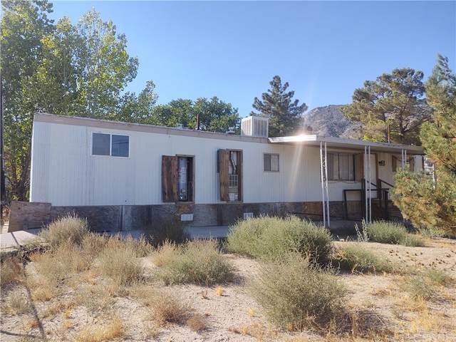 911 Hemming Way, Frazier Park, CA 93225 (#SR21206520) :: Jett Real Estate Group