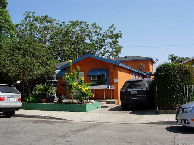626 Hoefner Avenue, East Los Angeles, CA 90022 (MLS #MB21206654) :: Desert Area Homes For Sale