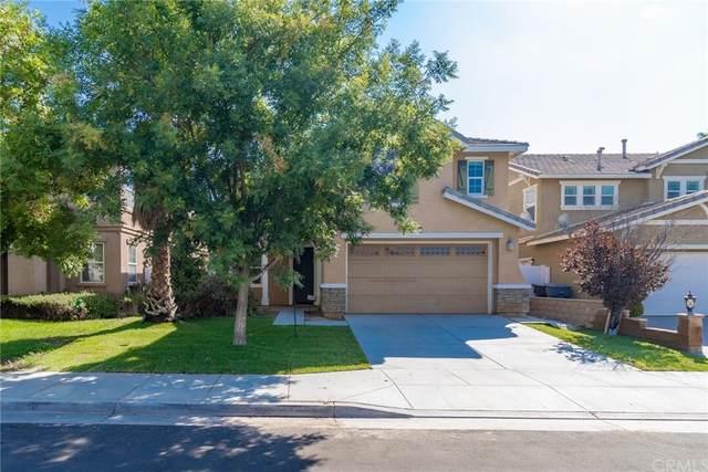 3629 Ginger Street, Perris, CA 92571 (#IG21206688) :: The Miller Group