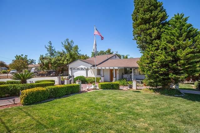 13032 Holmes Street, Yucaipa, CA 92399 (#IV21204361) :: Wendy Rich-Soto and Associates