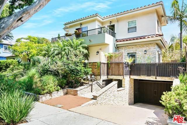 2013 21St Street #104, Santa Monica, CA 90404 (#21785620) :: Berkshire Hathaway HomeServices California Properties