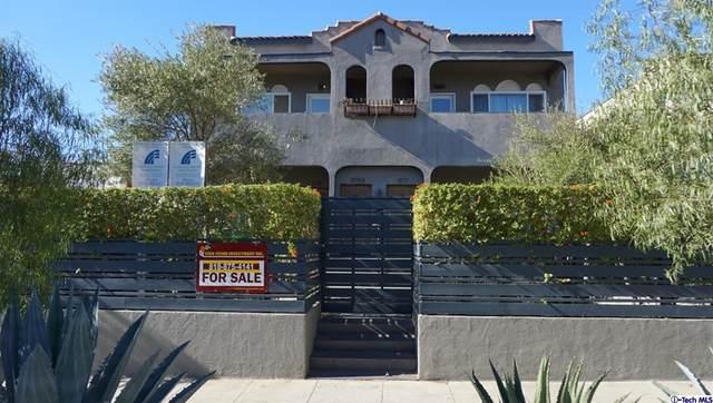 1175 N New Hampshire Avenue, Los Angeles (City), CA 90029 (#320007726) :: Blake Cory Home Selling Team
