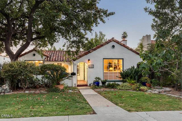 1024 Olmsted Drive, Glendale, CA 91202 (#P1-6735) :: Swack Real Estate Group | Keller Williams Realty Central Coast