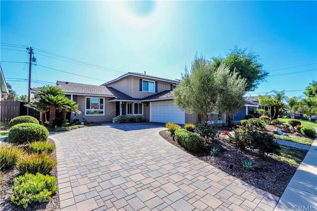 750 Mariposa Street, La Habra, CA 90631 (#DW21206912) :: The Miller Group