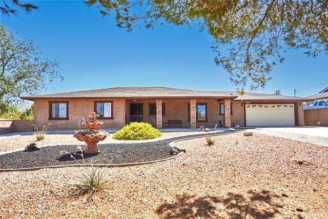 17931 Pitache Street, Hesperia, CA 92345 (#CV21206824) :: Swack Real Estate Group | Keller Williams Realty Central Coast