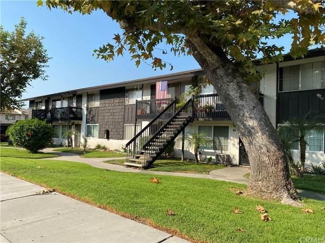 7100 Cerritos Avenue #64, Stanton, CA 90680 (MLS #OC21206916) :: Desert Area Homes For Sale