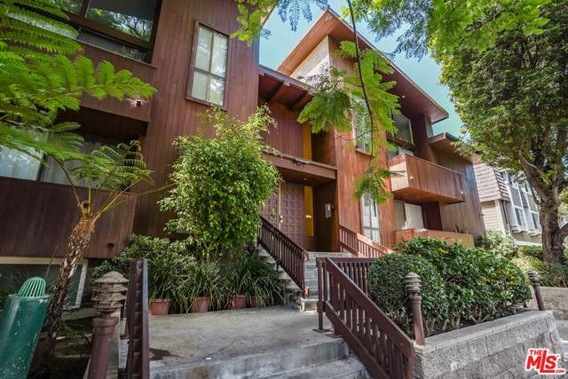 1747 Barry Avenue #106, Los Angeles (City), CA 90025 (#21785628) :: The Miller Group