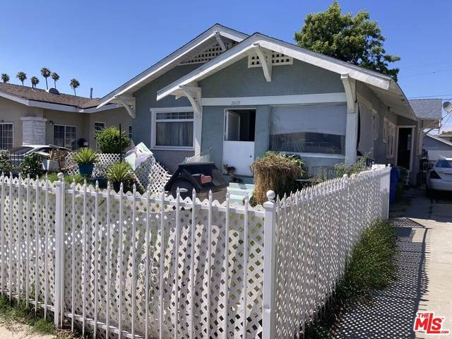 2029 W 41St Place, Los Angeles (City), CA 90062 (#21785636) :: Wendy Rich-Soto and Associates