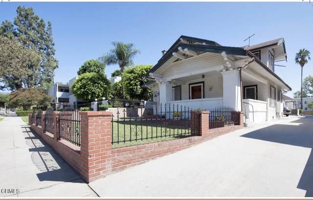 370 374 S Los Robles, Pasadena, CA 91101 (#P1-6736) :: Doherty Real Estate Group