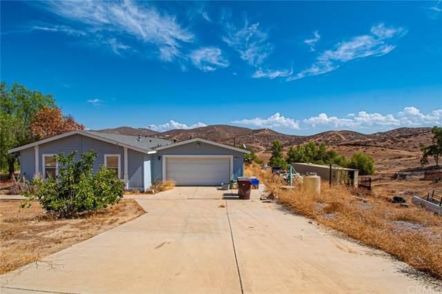 24390 Las Flores Drive, Menifee, CA 92587 (#PW21206987) :: Doherty Real Estate Group