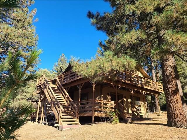 15329 Acacia Way, Pine Mountain Club, CA 93222 (#SR21206778) :: Jett Real Estate Group
